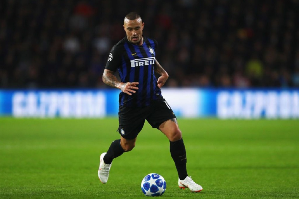 Demi Inter, Nainggolan Tolak Chelsea dan MU