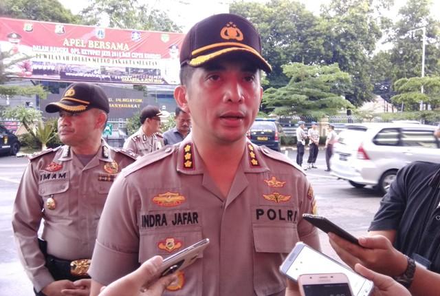 Polisi Gelar Prarekonstruksi Kasus Penemuan Mayat Dalam Lemari