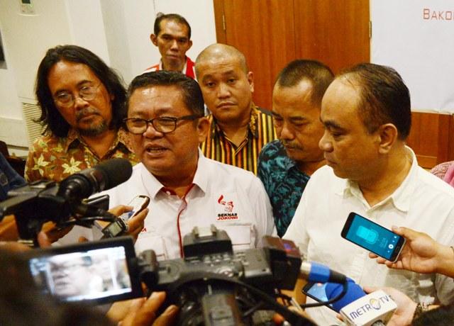 Relawan Jokowi Gelar Konser K-pop untuk Amal