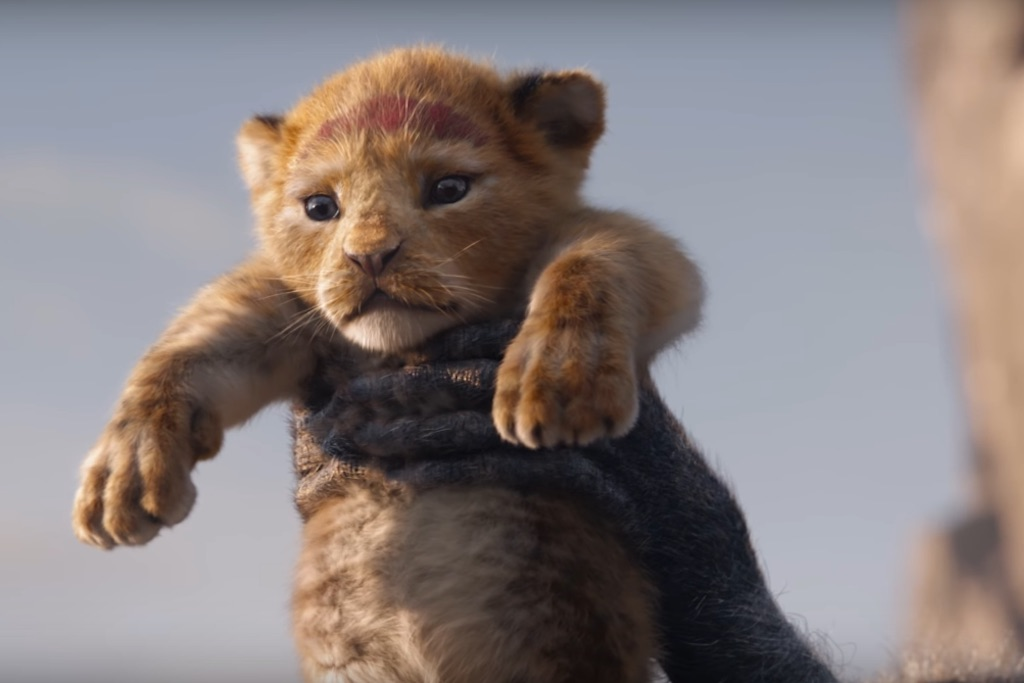 Film Remake Lion King Rilis Trailer Perdana