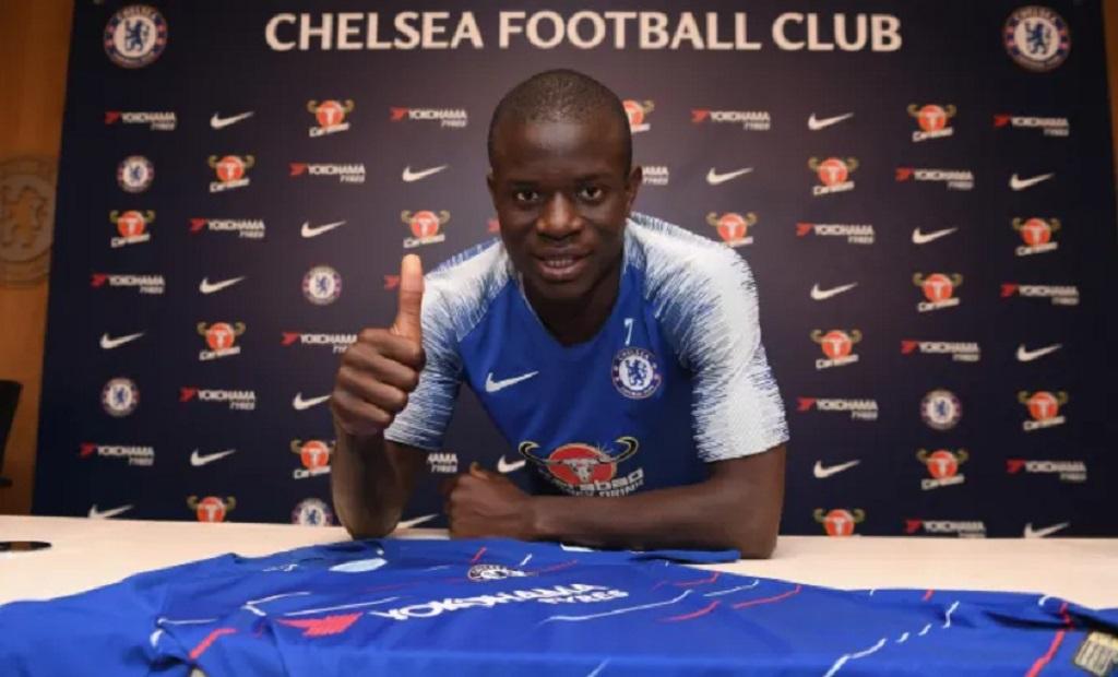 Kante Sepakati Kontrak Baru Jangka Panjang di Chelsea