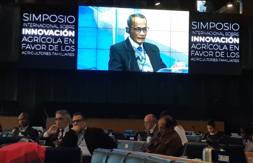 Program KRPL BKP Kementan Mendapat Apresiasi FAO