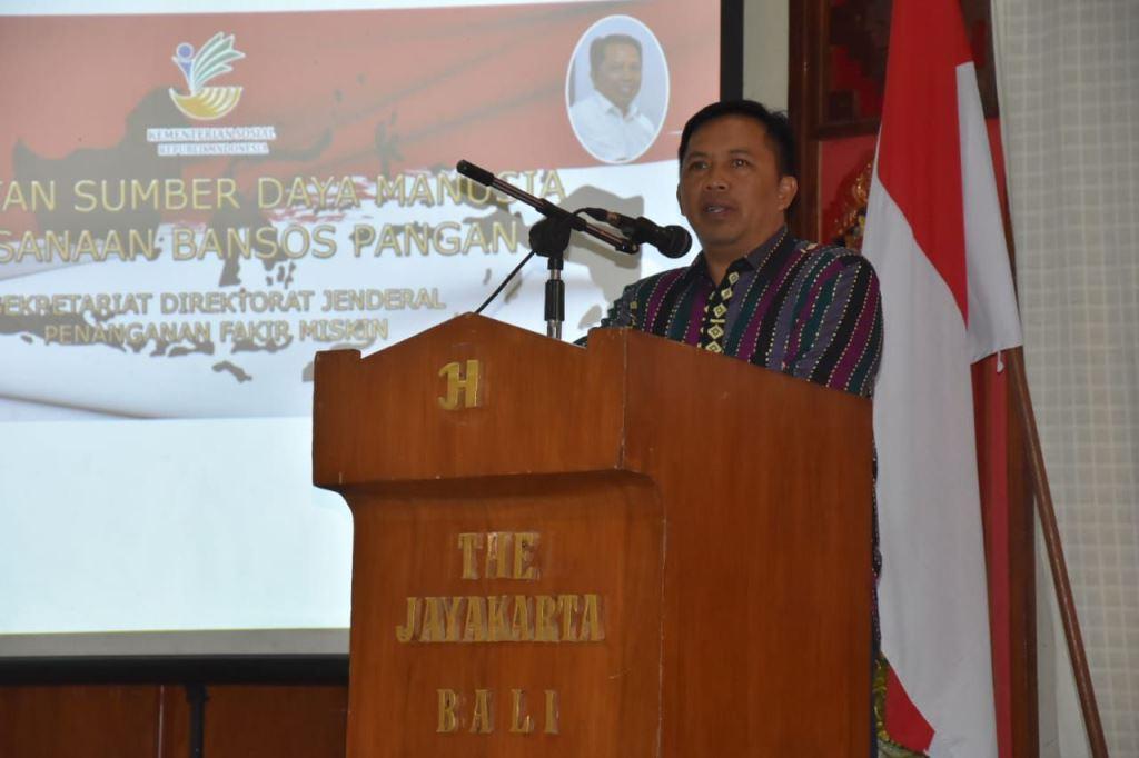 Ditjen PFM Gelar Penguatan SDM Pelaksana Bansos