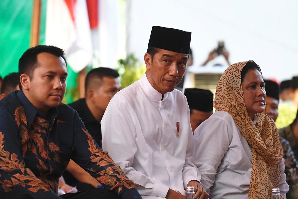 Jokowi Ingin Tabok Penyebar Berita Dirinya PKI