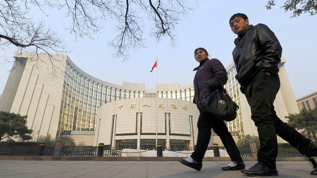 Bank Sentral Tiongkok Hentikan Operasi Pasar Terbuka