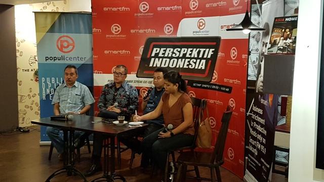 Kehadiran di Paripurna Pertanggungjawaban Legislator kepada Publik