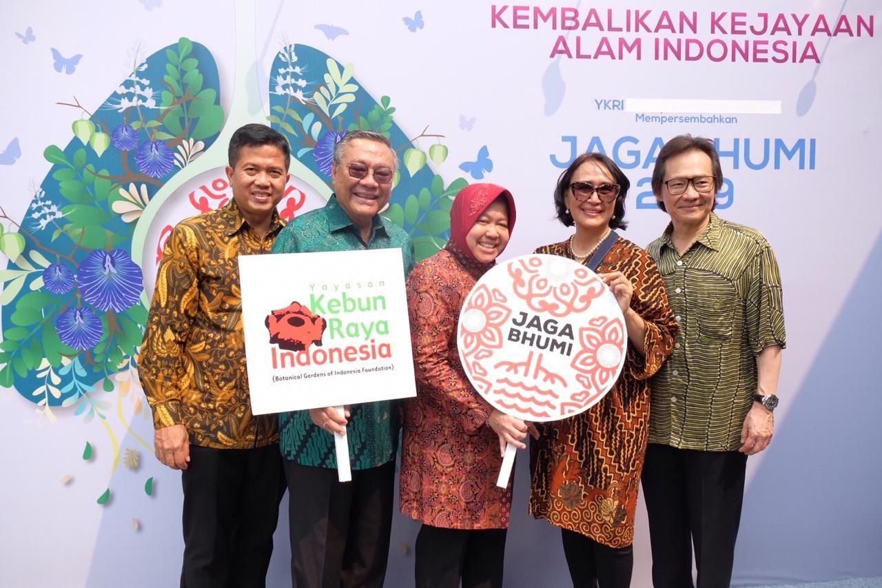 Mengembalikan Kejayaan Alam Indonesia lewat Gerakan Jaga Bhumi