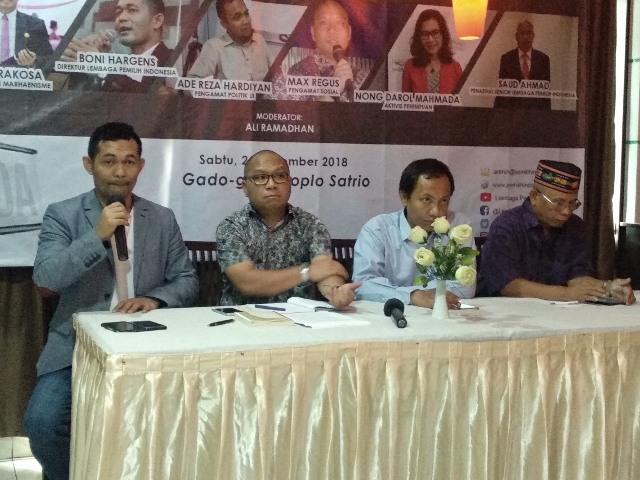 Diksi Politik Jokowi Hal Manusiawi