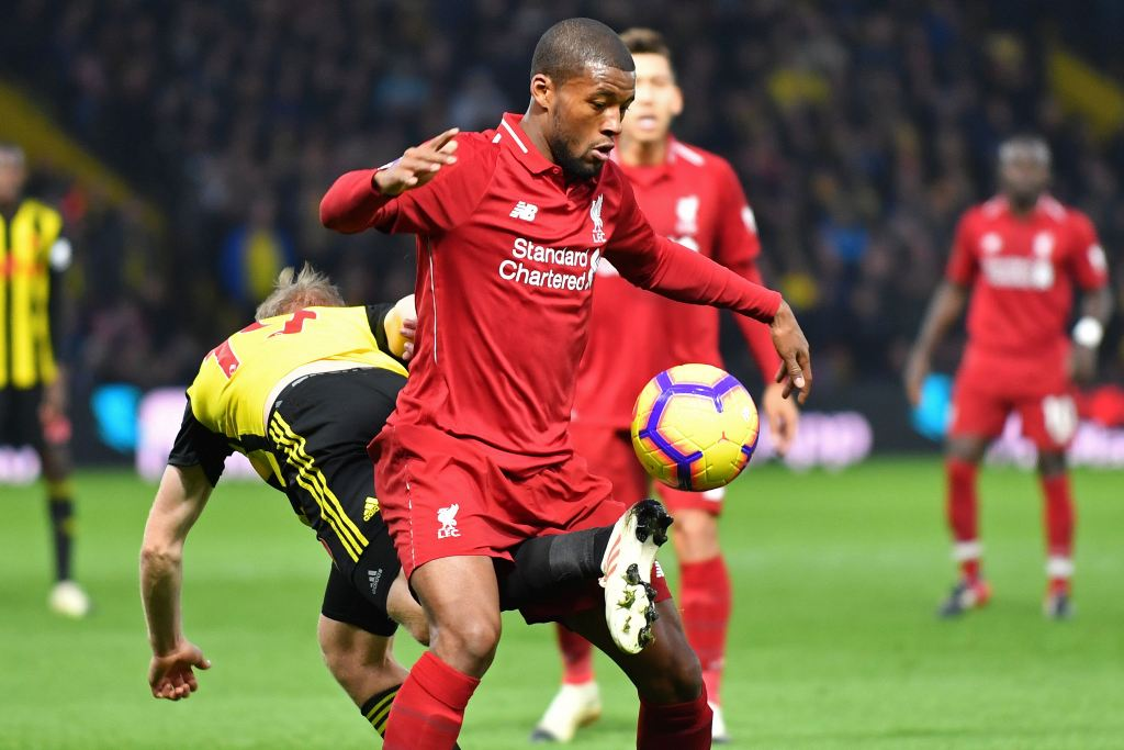 10 Pemain Liverpool Sukses Permalukan Watford