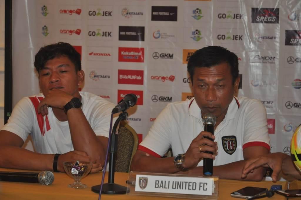 Bali United Tetap Incar Kemenangan di Makassar