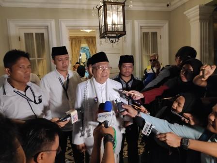 Maruf: Jangan Ada Difabel Terdiskriminasi di Pemilu