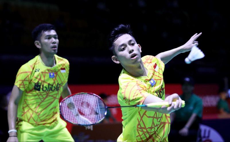 Jadwal Wakil Indonesia pada Final Kejuaraan Bulutangkis India