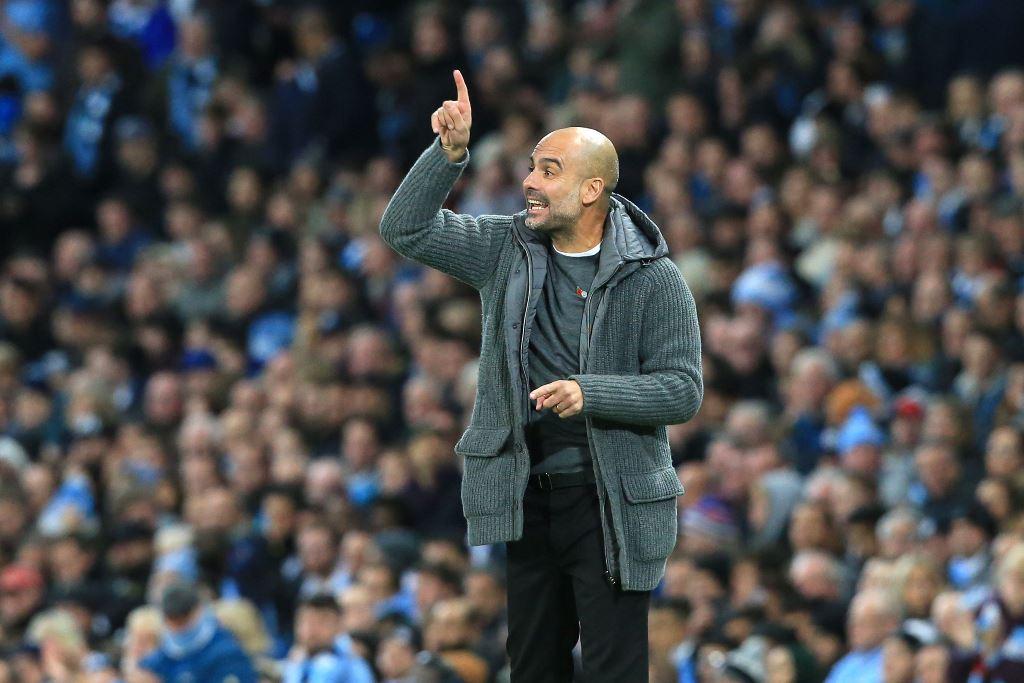 Guardiola Sebut City Beruntung Bisa Menang Besar