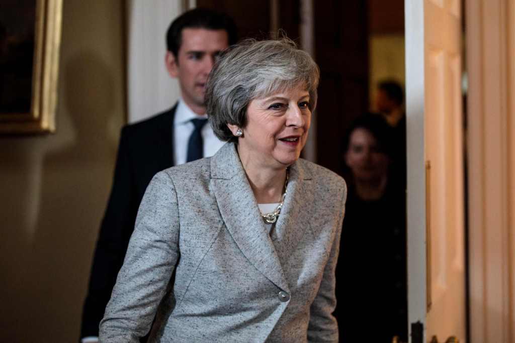 PM Inggris Minta Rakyat Dukung Brexit