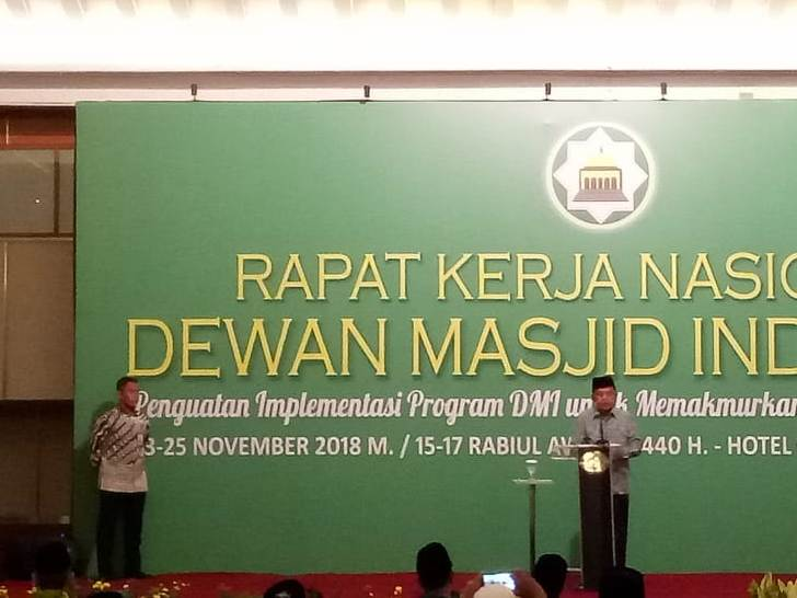 Kisah JK dari Pengurus Masjid hingga Pimpin Negara
