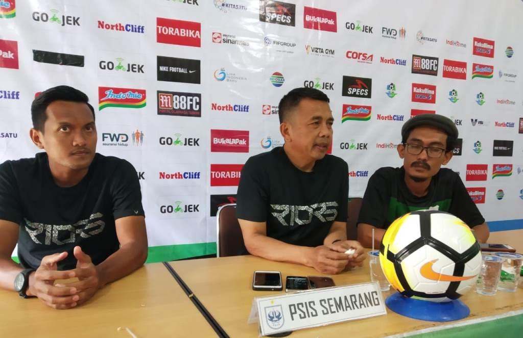 Meski Belum Pernah Menang, PSIS Siap Tantang Madura United