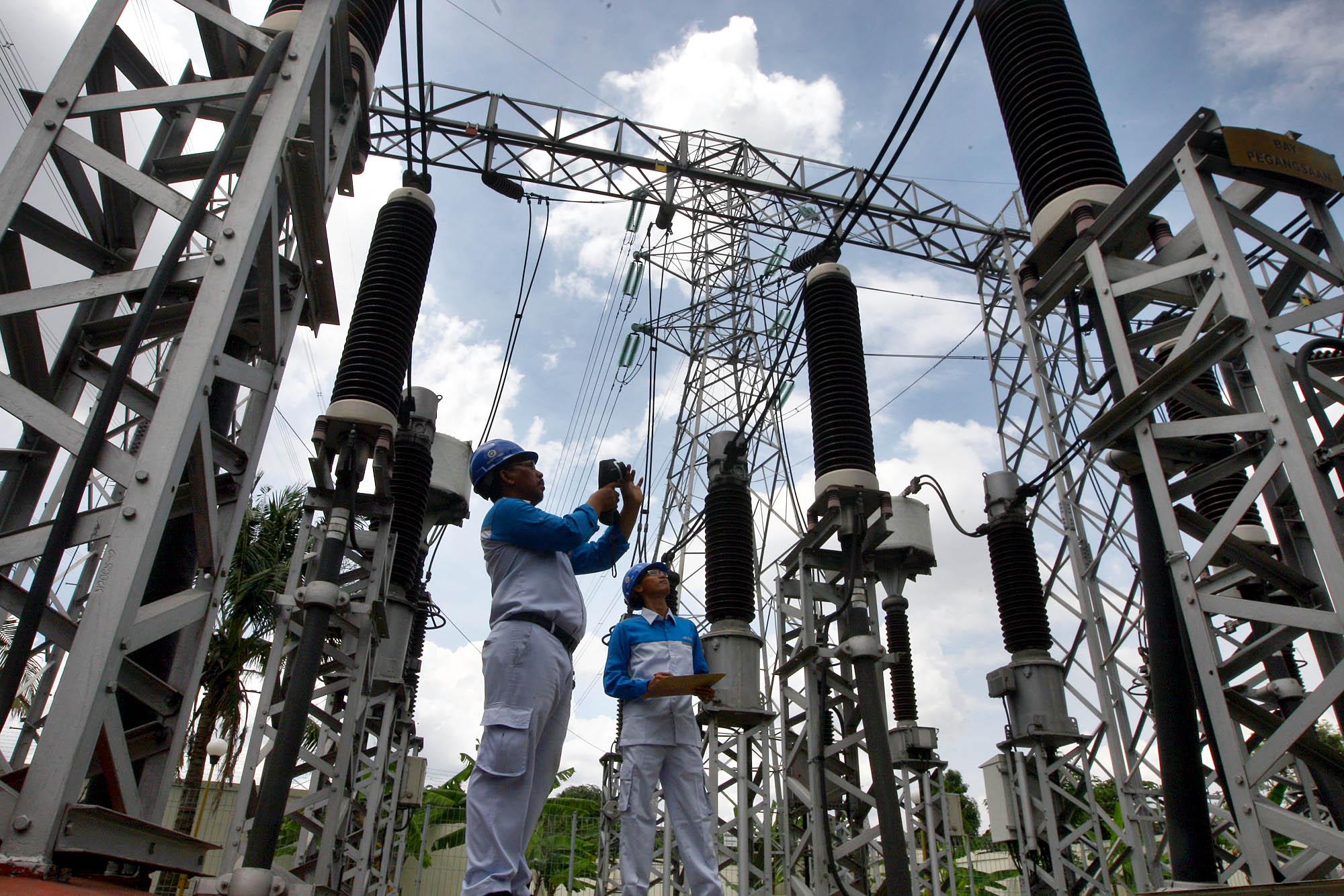 2019, Elektrifikasi Indonesia Ditargetkan 99,9%