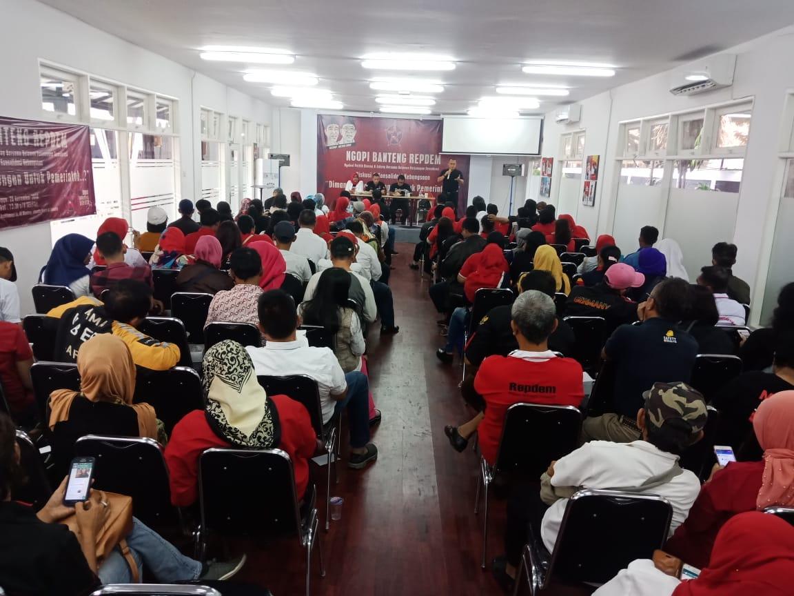 Relawan Jokowi se-Indonesia Matangkan Pemenangan Nasional