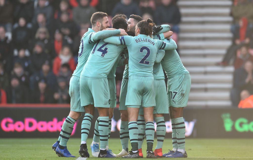 Gol Aubameyang Bantu Arsenal Kembali Torehkan Kemenangan