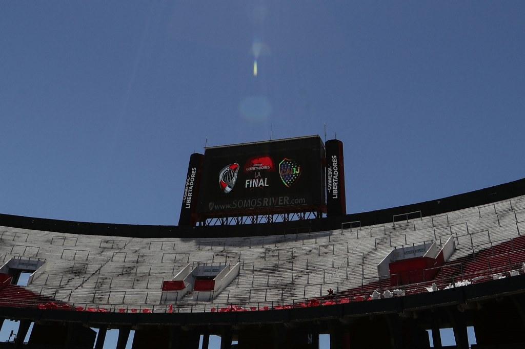 Untuk Kedua Kalinya, Laga Klasik River Plate vs Boca Juniors Kembali Ditunda