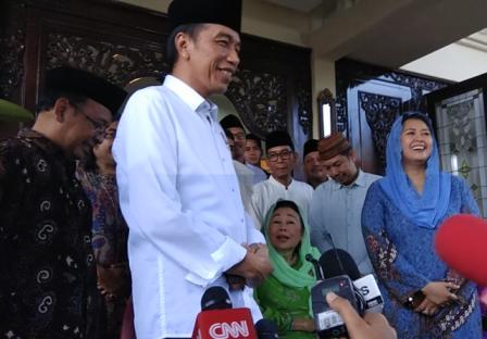 Presiden Ingin TNI Bisa Mengikuti Perubahan Global