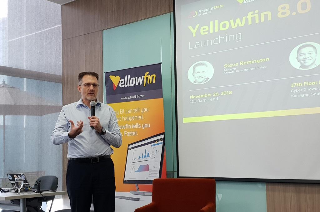 Yellowfin BI Signal dan Stories Jadi Solusi Analisis Anyar