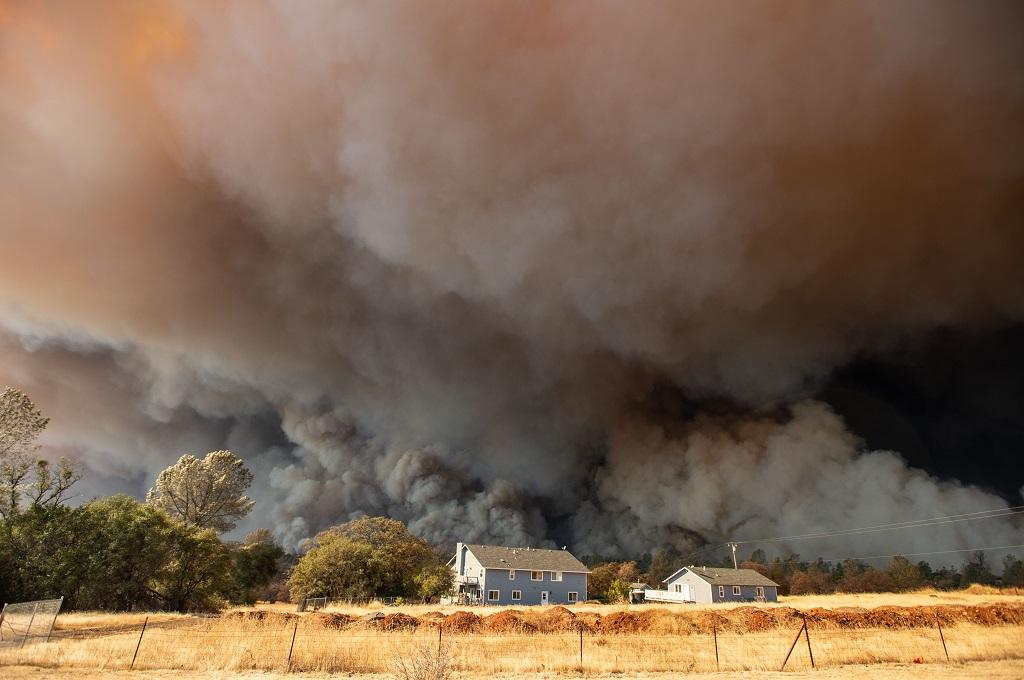 Kebakaran Hutan California Akhirnya Padam