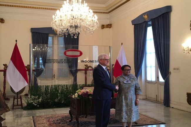 Indonesia-Poland Eye Closer Economic Relations