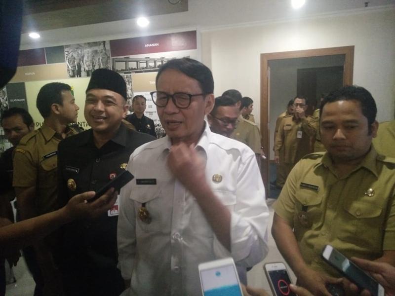 Dua Wilayah Tangerang Sepakat Serahkan Aset
