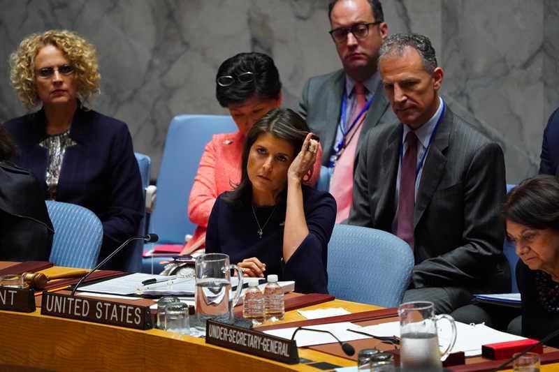 AS Peringatkan Rusia Terkait Krisis di Krimea