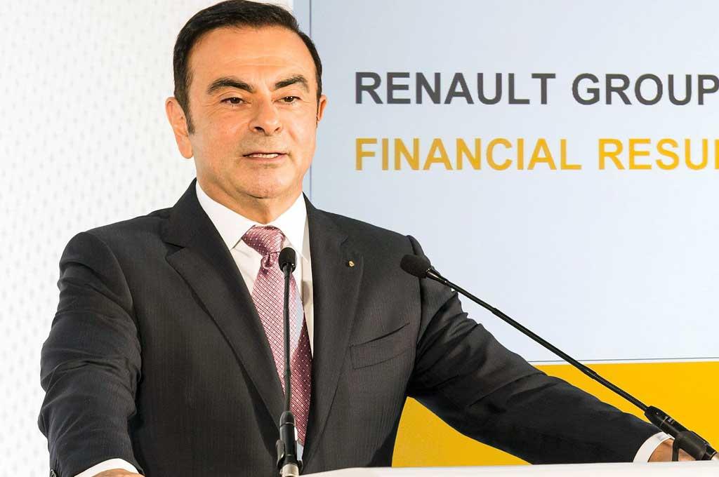Mitsubishi Coret Carlos Ghosn dari Posisi Chairman