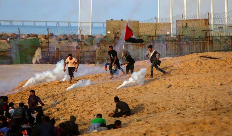 Lawan Tentara Israel, 3 Warga Palestina Terluka