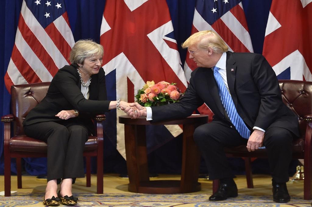 Trump Nilai Brexit Berpotensi Rusak Hubungan AS-Inggris