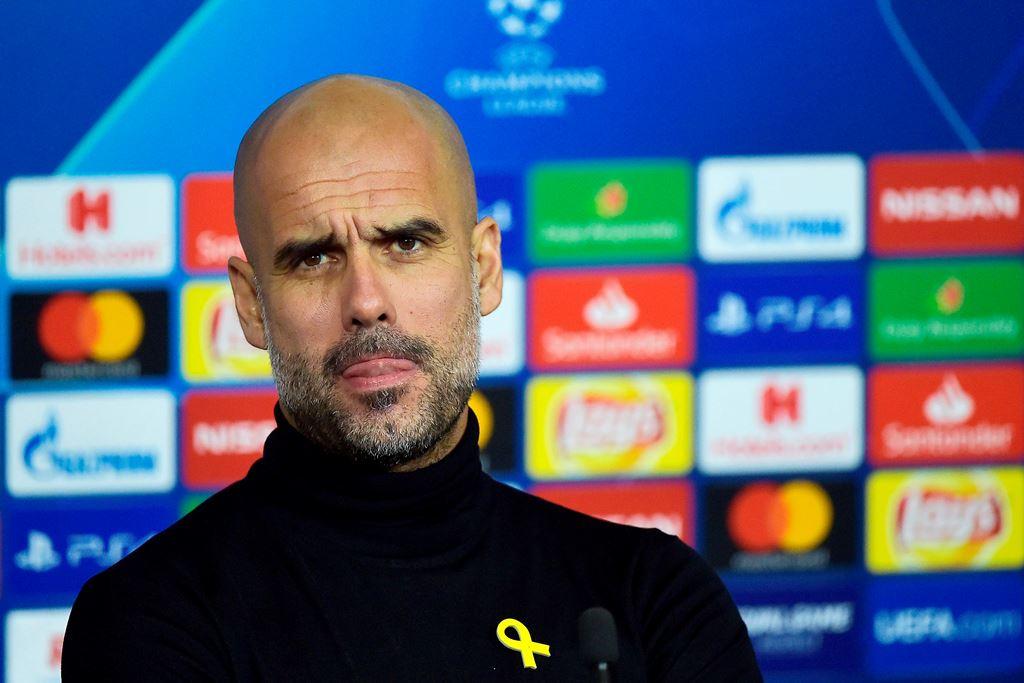 City tidak Diperkuat Tiga Pemain Pilar saat Hadapi Lyon