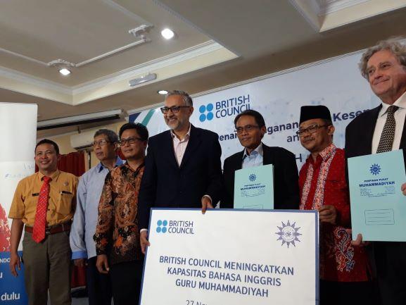 Peningkatan Kompetensi Guru Bahasa Inggris Muhammadiyah Ditingkatkan
