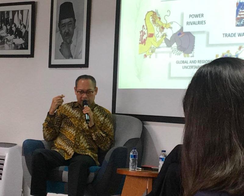 Rampungnya Sengketa LCS Perlu Kepercayaan ASEAN-Tiongkok