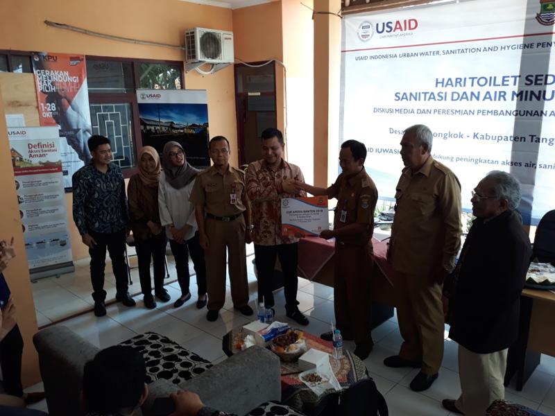 USAID Tingkatkan Akses WASH Warga Kurang Mampu