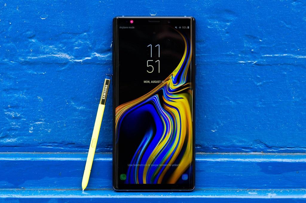 Samsung Pamer Galaxy Note 9 Lagi di Iklan Baru