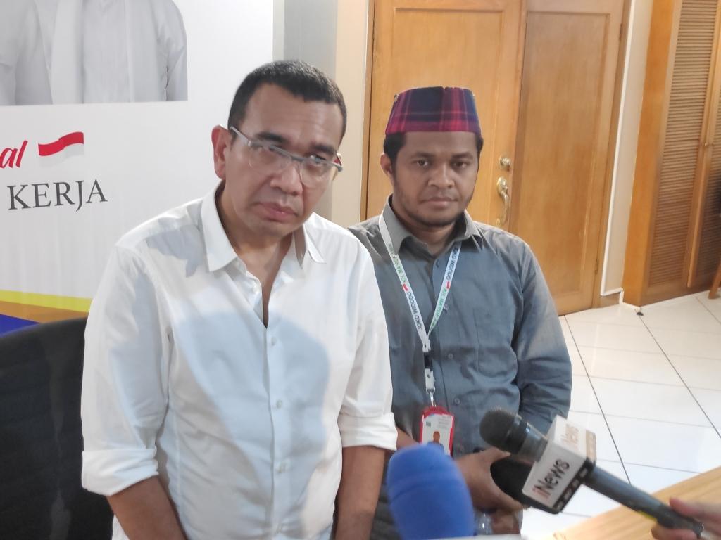 Kubu Jokowi Wacanakan Program Satu Data