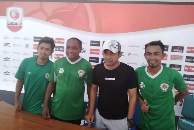 Pelatih Kalteng Putra: PSS, 90 Persen Lolos Liga 1