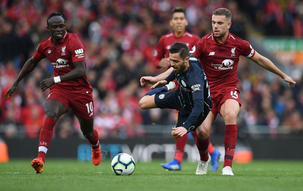Liverpool Favorit, tapi Masih di Bawah City