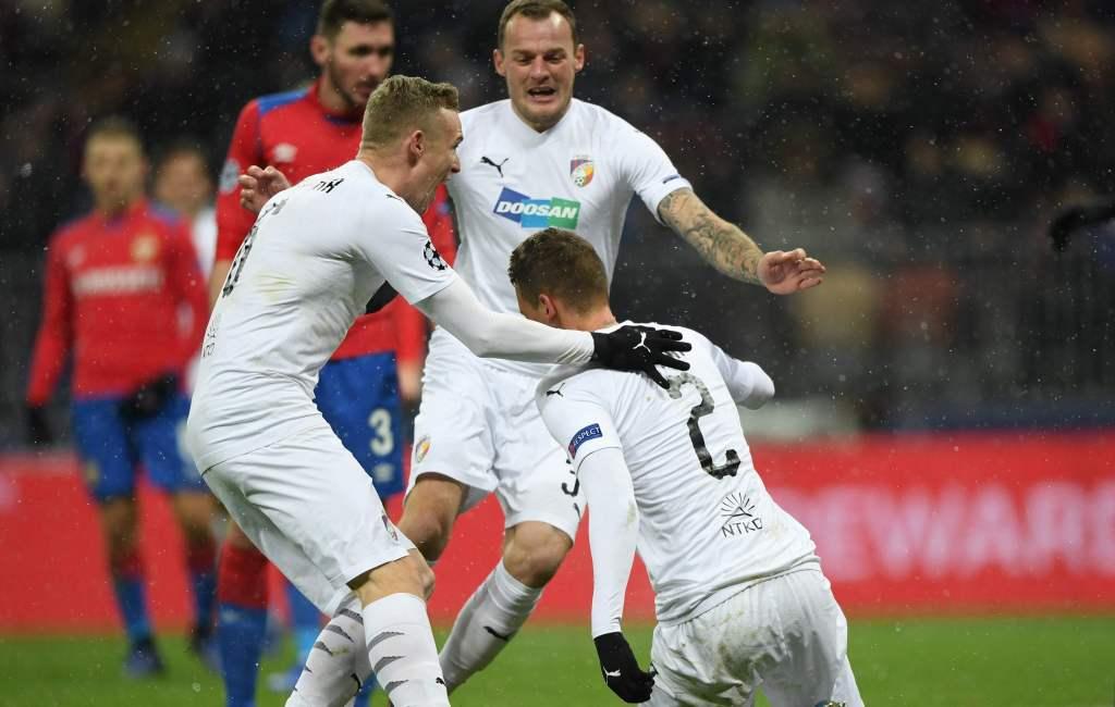 Kemenangan Plzen Bantu Madrid dan Roma Lolos ke Babak 16 Besar