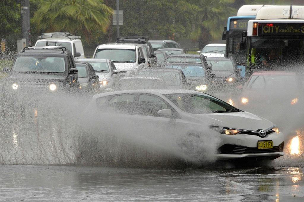 Hujan Deras Sebabkan Kekacauan Lalu Lintas di Sydney