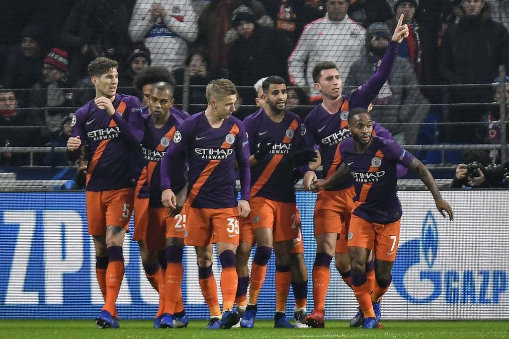 Data dan Fakta Pekan Kelima Liga Champions