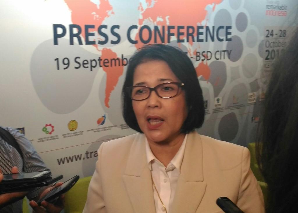 Dunia Bisa Lihat Produk Indonesia di Expo 2020 Dubai