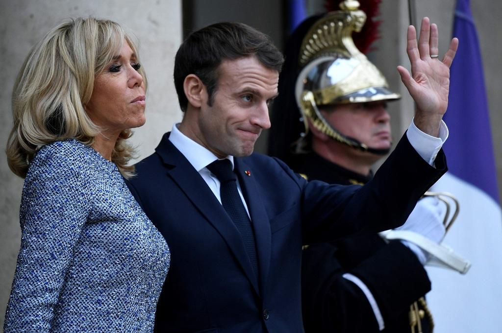 Macron Bertahan di Tengah Demo Harga BBM