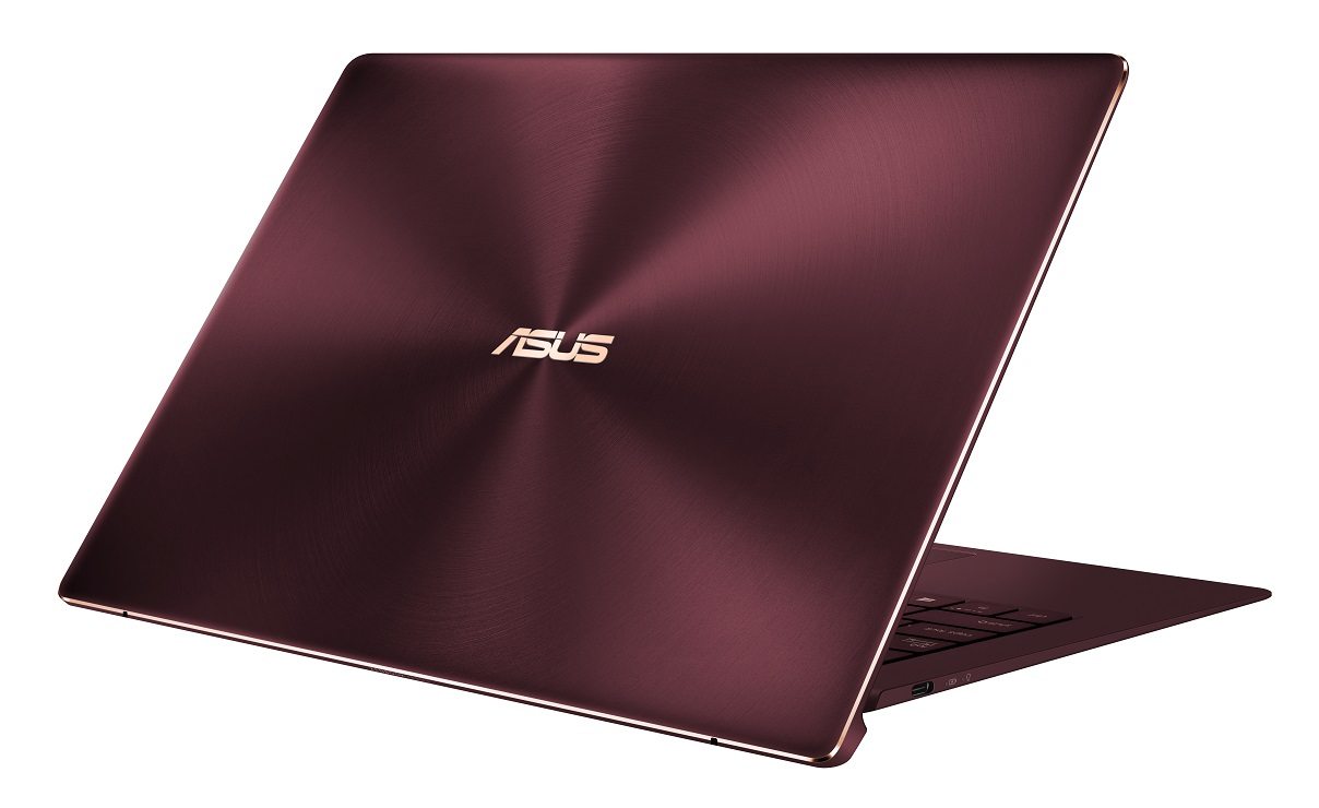 ASUS Bawa Edisi Terbatas ZenBook S Burgundy Red