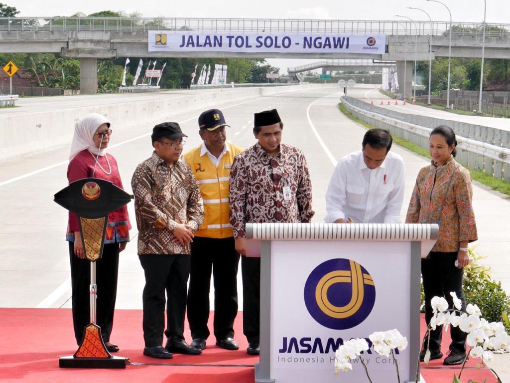 Pengoperasian Jalan Tol Solo-Ngawi Picu Peningkatan Pariwisata