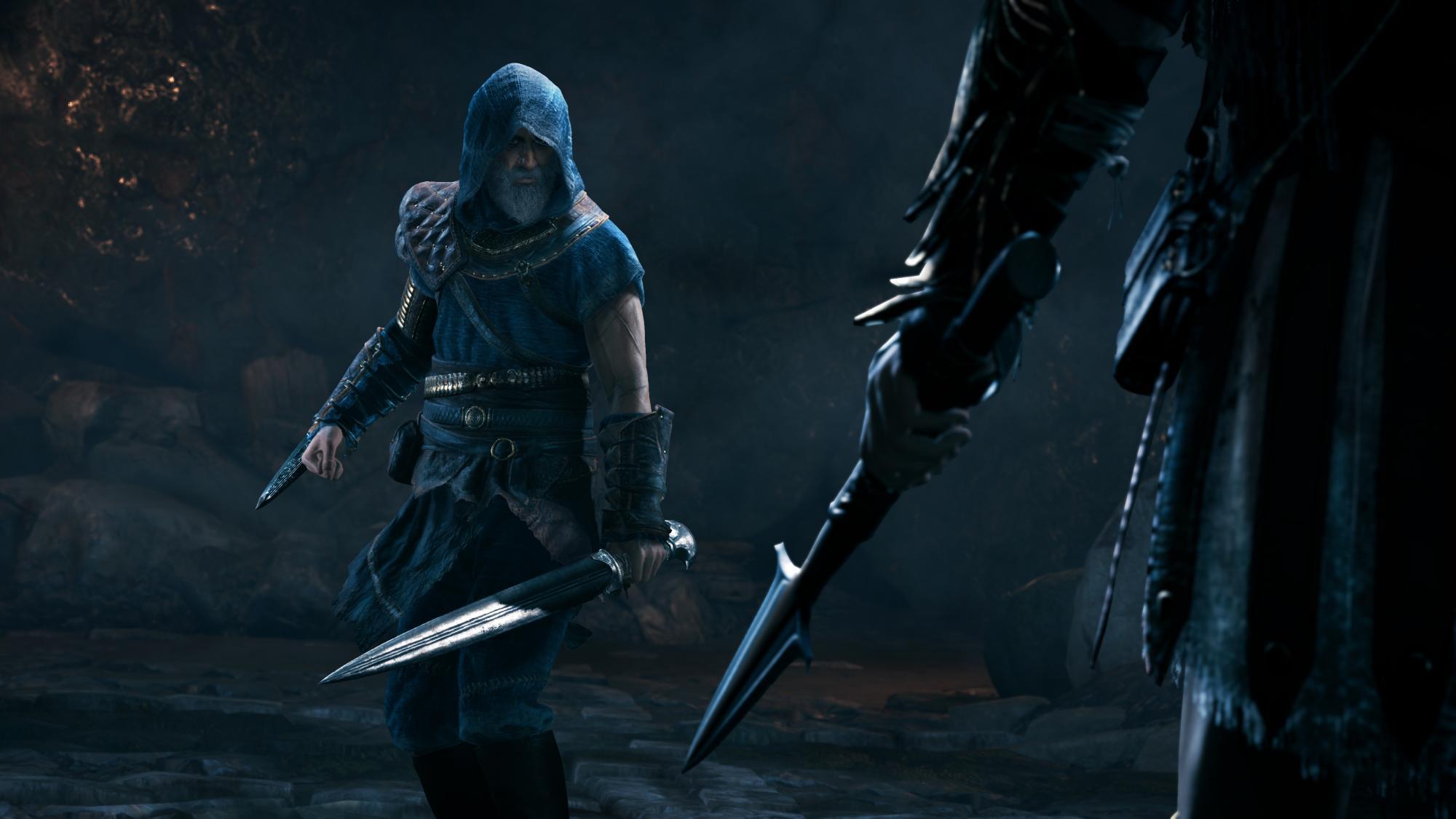 DLC Pertama Assassins Creed Odssey Ungkap Sejarah Hidden Blade
