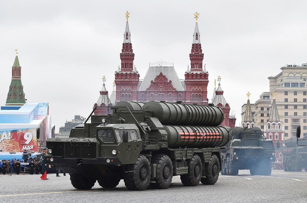 Rusia Segera Kirim Misil S-400 ke Krimea